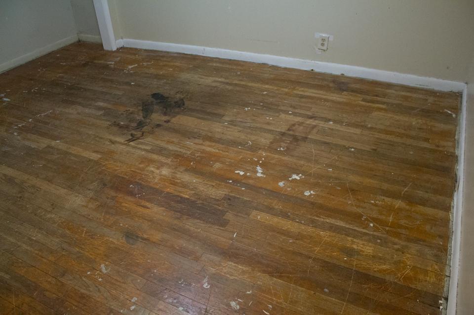 scary floors